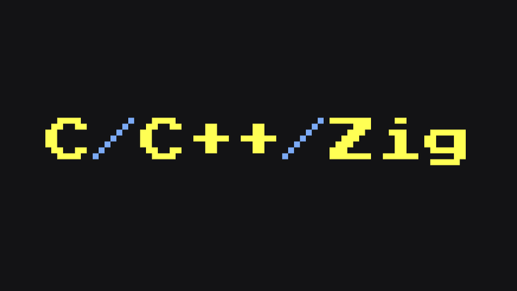 Cover image for Extend a C/C++ Project with Zig